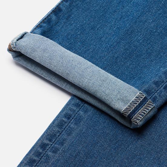 Мужские джинсы Edwin Loose Tapered Jersey Kaihara Motion Denim Blue Light Used