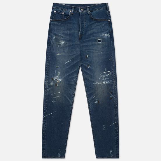 Мужские джинсы Edwin Loose Tapered Jersey Kaihara Motion Denim Blue Remake