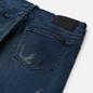 Мужские джинсы Edwin Loose Tapered Jersey Kaihara Motion Denim Blue Remake фото - 2