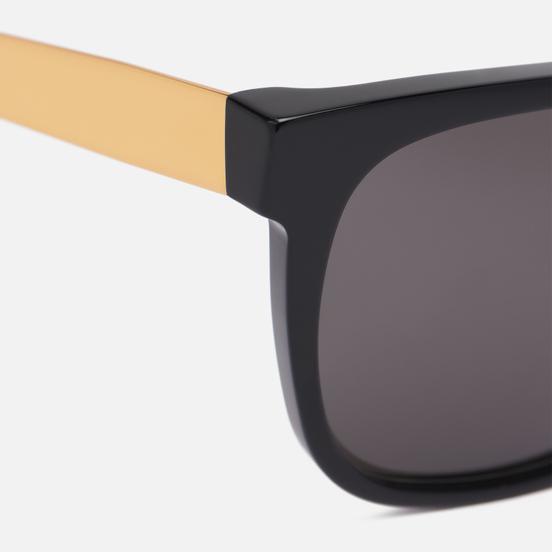 Солнцезащитные очки RETROSUPERFUTURE People Francis Black/Gold