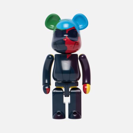 Игрушка Medicom Toy Andy Warhol Silkscreen Bearbrick Version 200%