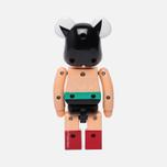 Игрушка Medicom Toy Bearbrick Astroboy Version 200% фото- 1