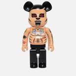 Игрушка Medicom Toy Bearbrick Aitsu Tattoo Version 1000% фото- 0