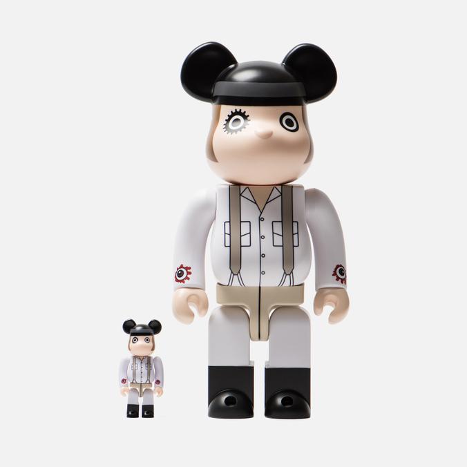 Игрушка Medicom Toy Bearbrick Alex 100% & 400%