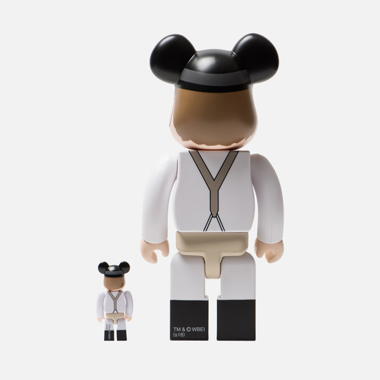 Игрушка Medicom Toy Bearbrick Alex 100% & 400%