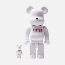 Игрушка Medicom Toy Bearbrick Alife 100% & 400% фото- 0