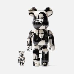 Игрушка Medicom Toy Andy Warhol Double Mona Lisa 100% & 400%