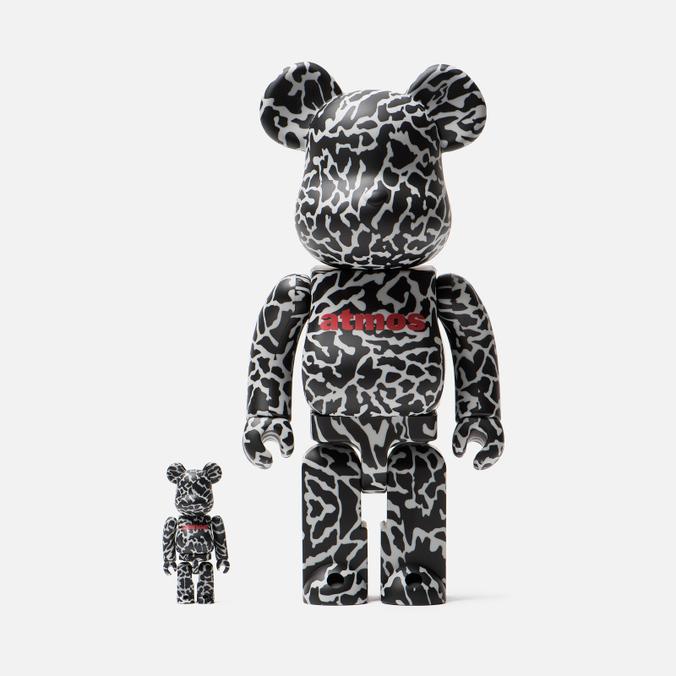 Игрушка Medicom Toy Bearbrick atmos Reverse Elephant Set 100% & 400%