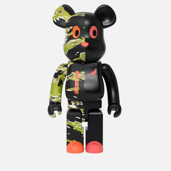 Игрушка Medicom Toy Bearbrick atmos x Staple Ver. 2 1000%