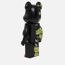 Игрушка Medicom Toy Bearbrick atmos x Staple Ver. 2 1000% фото- 1