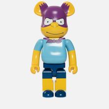 Игрушка Medicom Toy Bearbrick Bartman 1000% фото- 0