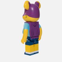 Игрушка Medicom Toy Bearbrick Bartman 1000% фото- 1