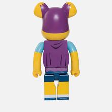Игрушка Medicom Toy Bearbrick Bartman 1000% фото- 2