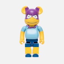 Игрушка Medicom Toy Bearbrick Bartman 400% фото- 0