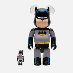 Игрушка Medicom Toy Bearbrick Batman Animated 100% & 400%