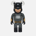 Игрушка Medicom Toy Bearbrick Batman Justice League Version 1000% фото- 0