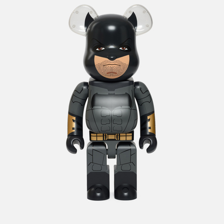Игрушка Medicom Toy Bearbrick Batman Justice League Version 1000%