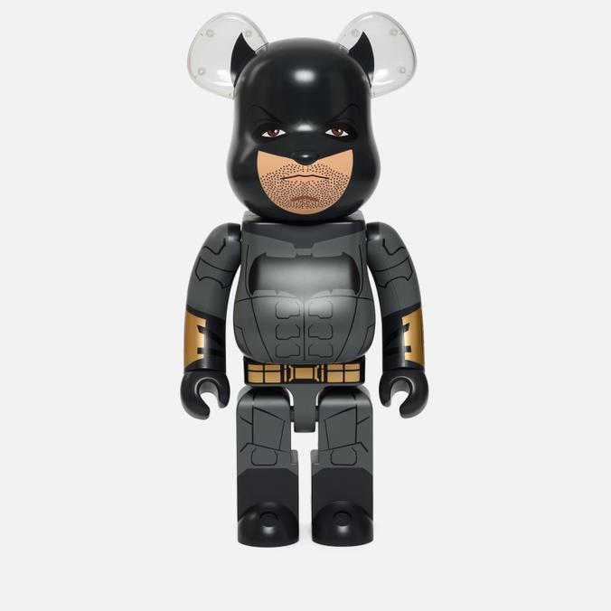 Игрушка Medicom Toy Bearbrick Batman Justice League Version 1000%