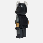 Игрушка Medicom Toy Bearbrick Batman Justice League Version 1000% фото- 1