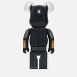 Игрушка Medicom Toy Bearbrick Batman Justice League Version 1000% фото- 2
