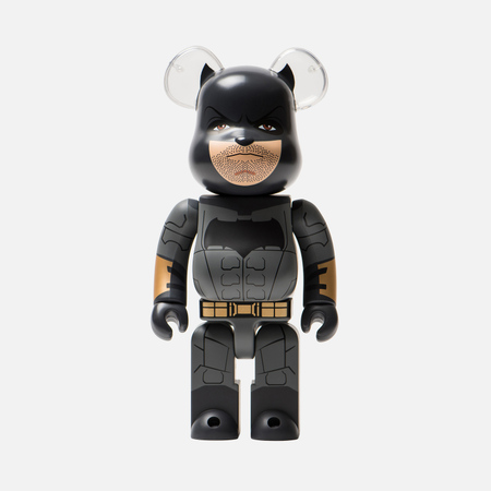Игрушка Medicom Toy Bearbrick Batman Justice League Version 400%