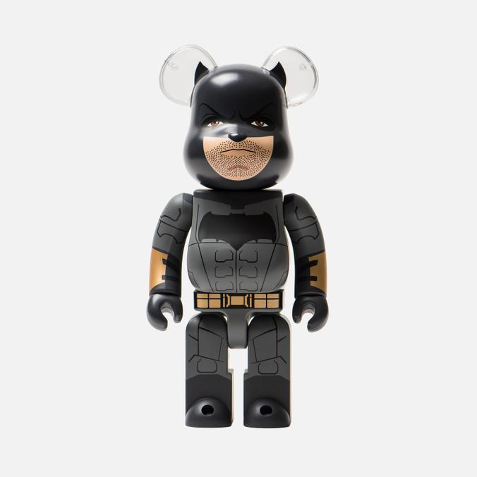 Игрушка Medicom Toy Bearbrick Batman Justice League Version 400%