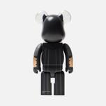 Игрушка Medicom Toy Bearbrick Batman Justice League Version 400% фото- 2