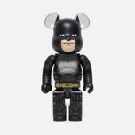 Игрушка Medicom Toy Bearbrick Batman The Dark Knight Version 400% фото- 0