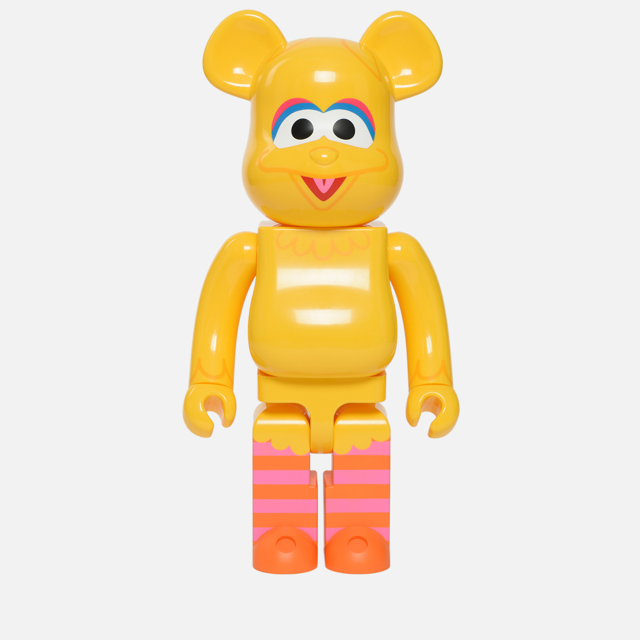 Игрушка Medicom Toy Bearbrick Big Bird 1000%