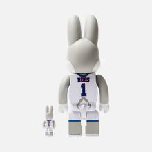 Игрушка Medicom Toy Bearbrick Bugs Bunny 100% & 400% фото- 1