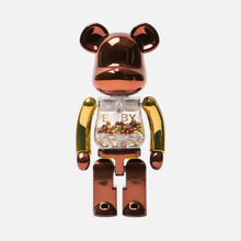 Игрушка Medicom Toy Bearbrick Chogokin My First B@by Steampunk 200% фото- 0