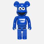 Игрушка Medicom Toy Bearbrick Cookie Monster 1000% фото- 0