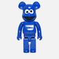 Игрушка Medicom Toy Bearbrick Cookie Monster 1000% фото - 0