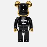 Игрушка Medicom Toy Bearbrick Daft Punk Guy-Manuel de Homem-Christo 1000% фото- 0