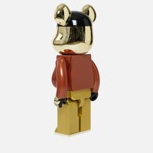 Игрушка Medicom Toy Bearbrick Daft Punk Guy-Manuel de Homem-Christo Discovery ver. 1000% фото- 1
