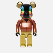 Игрушка Medicom Toy Bearbrick Daft Punk Guy-Manuel de Homem-Christo Discovery ver. 1000% фото- 0