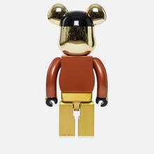 Игрушка Medicom Toy Bearbrick Daft Punk Guy-Manuel de Homem-Christo Discovery ver. 1000% фото- 2