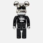 Игрушка Medicom Toy Bearbrick Daft Punk Thomas Bangalter 1000% фото- 0