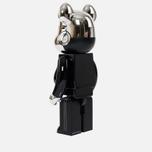 Игрушка Medicom Toy Bearbrick Daft Punk Thomas Bangalter 1000% фото- 1