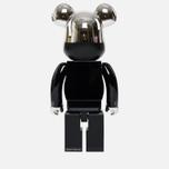 Игрушка Medicom Toy Bearbrick Daft Punk Thomas Bangalter 1000% фото- 2