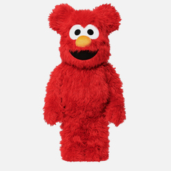 Игрушка Medicom Toy Bearbrick Elmo Costume 1000%