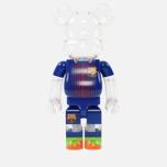 Игрушка Medicom Toy Bearbrick FC Barcelona 1000% фото- 0