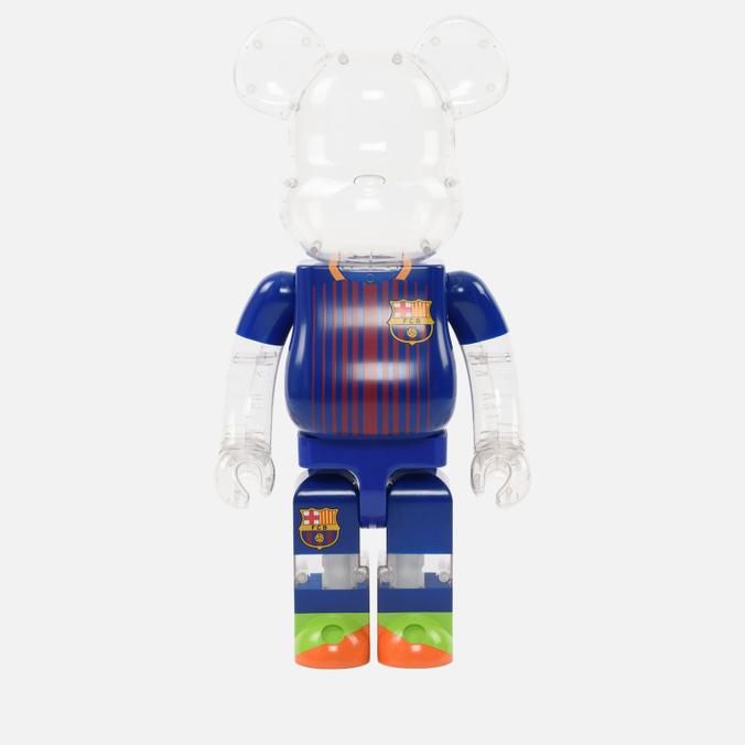Игрушка Medicom Toy Bearbrick FC Barcelona 1000%