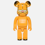 Игрушка Medicom Toy Bearbrick Garfield 1000% фото- 0