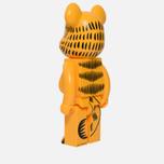 Игрушка Medicom Toy Bearbrick Garfield 1000% фото- 1