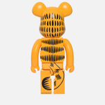 Игрушка Medicom Toy Bearbrick Garfield 1000% фото- 2