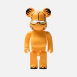 Игрушка Medicom Toy Bearbrick Garfield 400% фото- 0