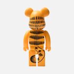Игрушка Medicom Toy Bearbrick Garfield 400% фото- 2