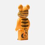 Игрушка Medicom Toy Bearbrick Garfield 400% фото- 1