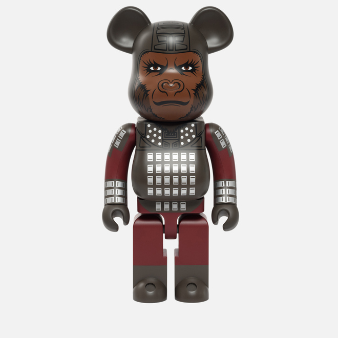 Игрушка Medicom Toy Bearbrick General Ursus 1000%